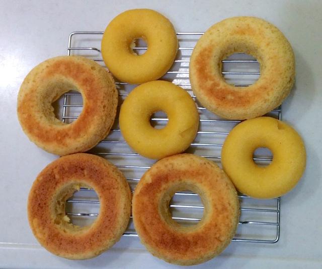 グルテンフリー米粉ドーナツ(乳・卵・小麦不使用)